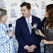 Josh Welsh American Airlines at The 2020 Film Independent Spirit Awards
