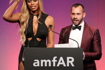 Josh Wood 2015 amfAR Inspiration Gala New York