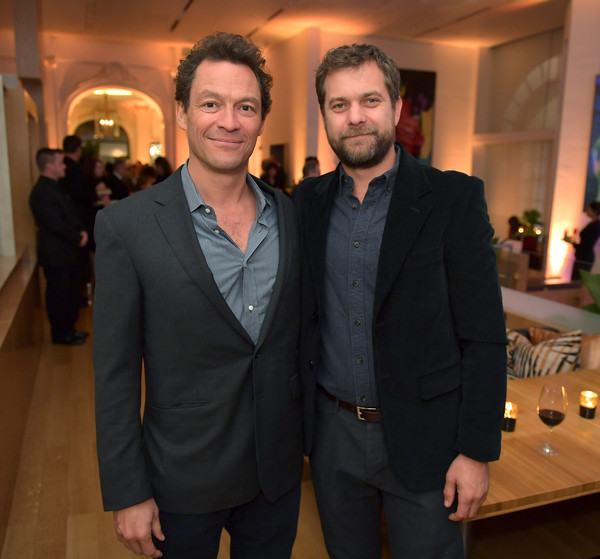 The Hollywood Reporter 6th Annual Nominees Night - Inside [suit,event,formal wear,tuxedo,white-collar worker,blazer,joshua jackson,dominic west,hollywood reporter 6th annual nominees night - inside,beverly hills,california,l,the hollywood reporter 6th annual nominees night]