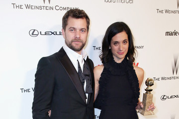 Joshua Jackson The Weinstein Company and Netflix Golden Globes Party — Part 2
