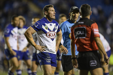 Joshua Jackson NRL Rd 17 - Bulldogs vs. Raiders