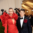 Joshua Kushner The 2021 Met Gala Celebrating In America: A Lexicon Of Fashion - Arrivals