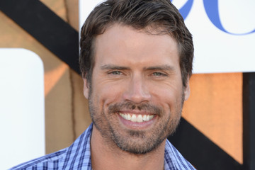 Joshua Morrow CW, CBS And Showtime 2013 Summer TCA Party - Arrivals