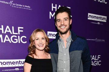 Joshua Snyder Premiere of Momentum Pictures' 'Half Magic' - Red Carpet