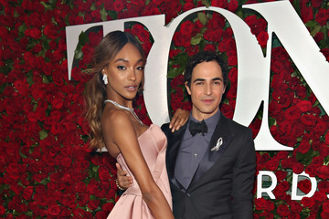 Jourdan Dunn Nordstrom Red Carpet Sponsorship of the Tony Awards on Sunday, June 12, 2016