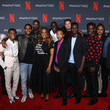 Jovan Adepo Netflix 'When They See Us' FYSEE Event
