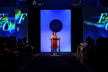 Joyce F. Brown 2018 Future Of Fashion Runway Show At The Fashion Institute Of Technology - Show