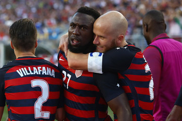 Jozy Altidore United States v Jamaica: Final - 2017 CONCACAF Gold Cup