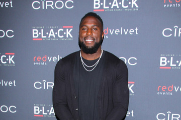 Jozy Altidore Stephan James And Shamier Anderson Host Third Annual B.L.A.C.K. Ball  - Arrivals