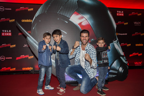 'The Ant-Man And The Wasp' - Sao Paulo Premiere