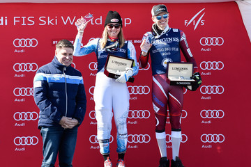 Juan-Carlos Capelli Audi FIS Alpine Ski World Cup - Men's Giant Slalom and Women's Slalom