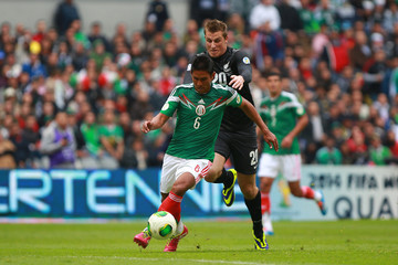 Juan Carlos Valenzuela Mexico v New Zealand