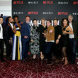 Juan Castro Premiere Of Netflix's 'What/If'