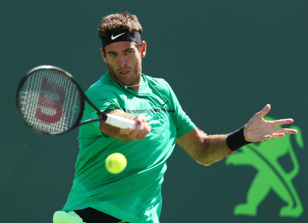 Is Juan Martin Del Potro an outside shot to make the ATP World Tour Finals?