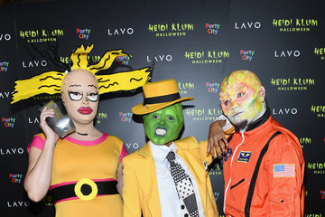 Juan Martinez Heidi Klum's 19th Annual Halloween Party Presented By Party City And SVEDKA Vodka At LAVO New York - Arrivals