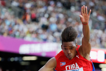 Juan Miguel Echevarria 16th IAAF World Athletics Championships London 2017 - Day One