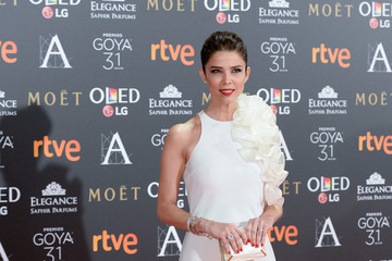 Juana Acosta Goya Cinema Awards 2017 - Red Carpet