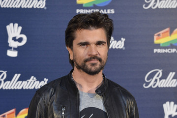 Juanes 40 Principales Awards 2015 - Photocall