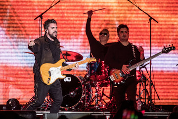 Juanes Juanes Performs At The Forum