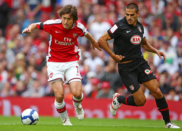 Arsenal v Atletico Madrid - Emirates Cup