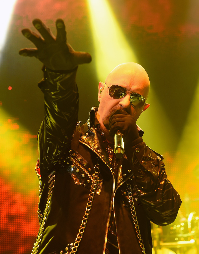 Judas priest's rob halford on public