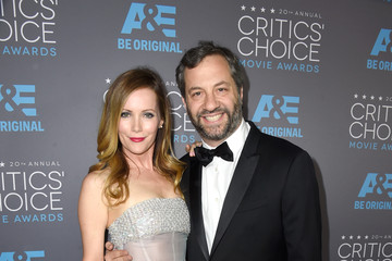 Judd Apatow Arrivals at the Critics' Choice Movie Awards — Part 4