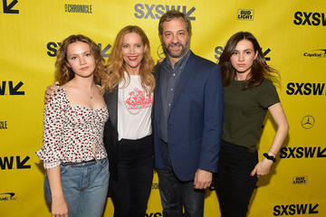 """Judd Apatow Iris Apatow """"Blockers"""" Premiere - 2018 SXSW Conference and Festivals"""
