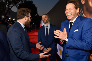 """Judd Apatow Premiere Of Universal Pictures' """"Blockers"""" - Red Carpet"""