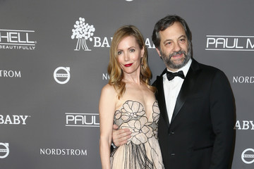 Judd Apatow Leslie Mann 2018 Baby2Baby Gala Presented By Paul Mitchell - Red Carpet