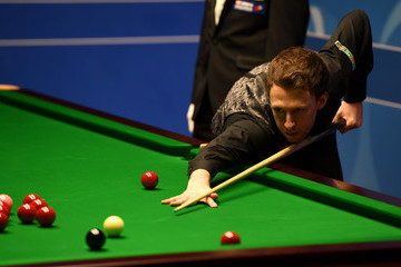 Judd Trump World Snooker Championship - Day Four