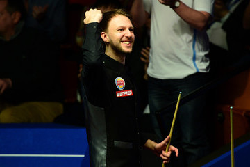 Judd Trump World Snooker Championship - Day 6