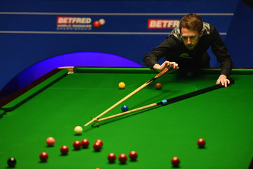 Judd Trump World Snooker Championship - Day 10