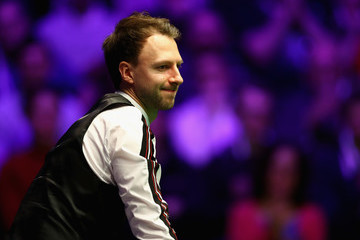 Judd Trump The Dafabet Masters - Day Two