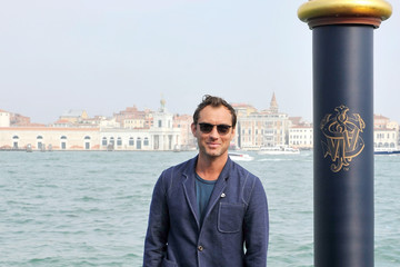 Jude Law 'The Gentleman's Wager' Screening in Venice — Part 2