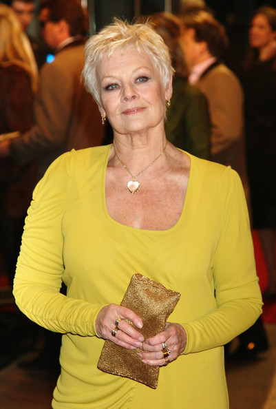 judi dench young
