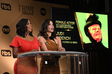 Judi Dench 24th Annual SAG Awards Nominations Announcement