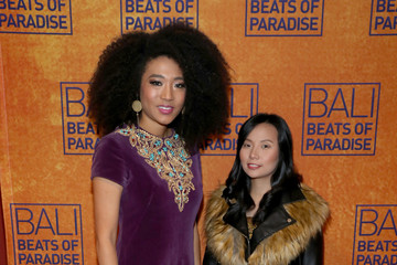 Judith Hill 'Bali: Beats Of Paradise' New York Premiere At AMC Empire 25 In Times Square