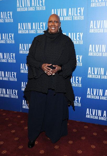 Arrivals at the Alvin Ailey Benefit Gala