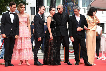 """Judith Lou Levy """"Le Genou D'Ahed (Ahed's Knee)"""" Red Carpet - The 74th Annual Cannes Film Festival"""