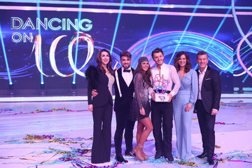 Judith Williams Daniel Weiss 'Dancing On Ice' Finals In Cologne