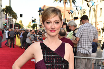 Judy Greer Premiere of Marvel's 'Ant-Man' - Red Carpet