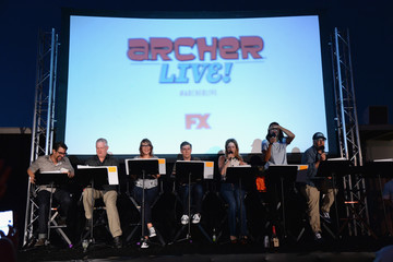 Judy Greer 'ARCHER Live!' at San Diego Comic-Con 2016