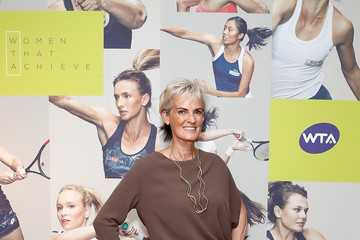 Judy Murray The WTA's 'Tennis On The Thames' Evening Reception