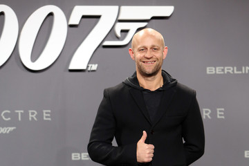 Juergen Vogel 'Spectre' German Premiere in Berlin