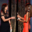Juju Chang 43rd Annual Gracie Awards - Inside