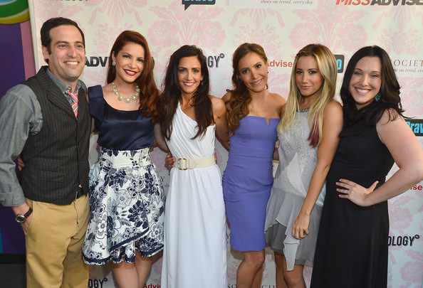 """The Season Premiere Viewing Party Of Bravo's """"Miss Advised"""" hosted By Executive Producer Ashley Tisdale At Mixology 101"""