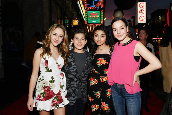 """Premiere Of Disney +'s """"Timmy Failure: Mistakes Were Made"""" - Red Carpet"""