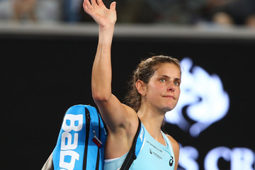 Julia Goerges 2018 Australian Open - Day 3