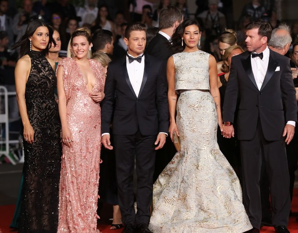 'Wind River' Red Carpet Arrivals - The 70th Annual Cannes Film Festival