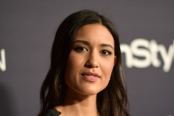 Julia Jones InStyle Presents Third Annual 'InStyle Awards' - Red Carpet